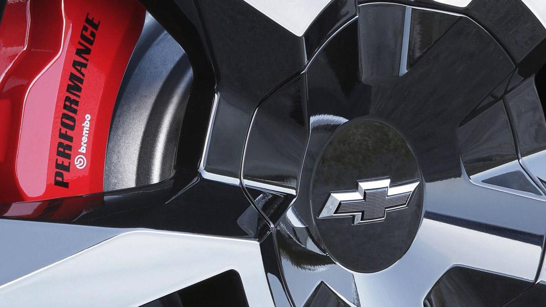 Chevrolet Suburban RST: Chiếc SUV ''khủng long'' siêu mạnh - 6