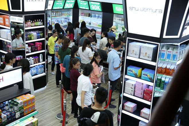 Hasaki Beauty & Spa giảm 10% các sản phẩm mừng khai trương cửa hàng thứ 3 - 1