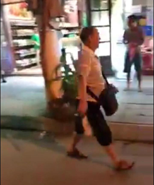 Nhóm khách TQ bị đánh te tua, nghi ăn không trả tiền ở Nha Trang - 1