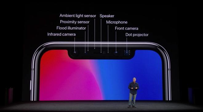 Face ID trên điện thoại iPhone X gặp trục trặc: Apple chuẩn bị đổi thiết bị mới