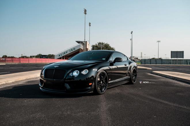 Siêu xe nhà Bentley được lên đời bộ mâm hàng hiệu 3000 USD - 2