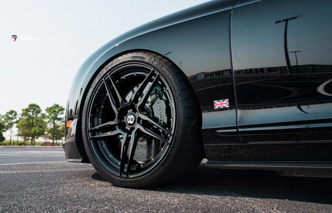 Siêu xe nhà Bentley được lên đời bộ mâm hàng hiệu 3000 USD - 6