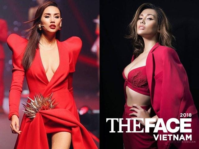 Võ Hoàng Yến trở thành huấn luyện viên The Face 2018