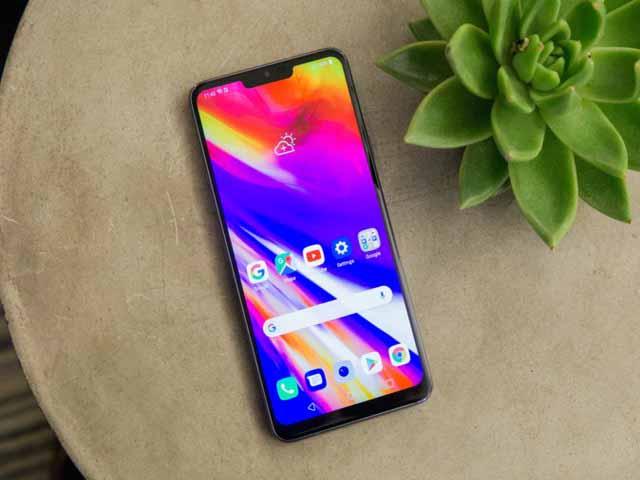 """LG G7 ThinQ chưa đủ """"tố chất"""" để trở thành smartphone đầu bảng"""