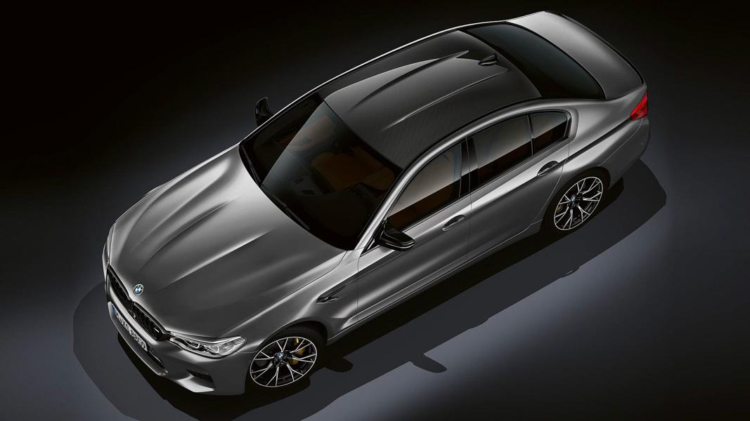 BMW ra mắt M5 phiên bản Competition 2018 - 5