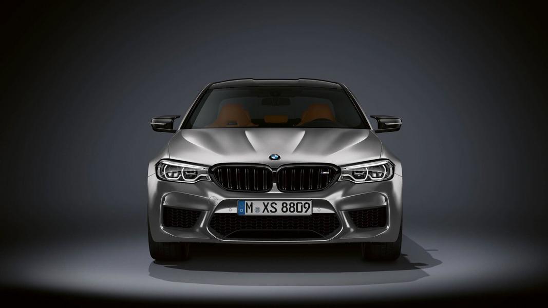 BMW ra mắt M5 phiên bản Competition 2018 - 6