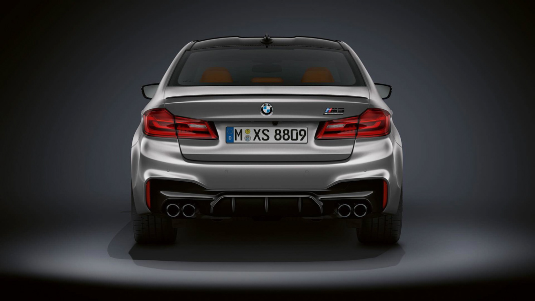 BMW ra mắt M5 phiên bản Competition 2018 - 7