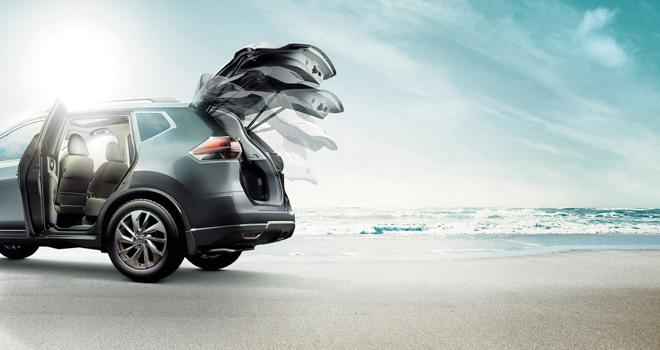 Nissan X-Trail - Chiếc crossover 5+2 sở hữu những tính năng công nghệ của xe hạng sang - 8