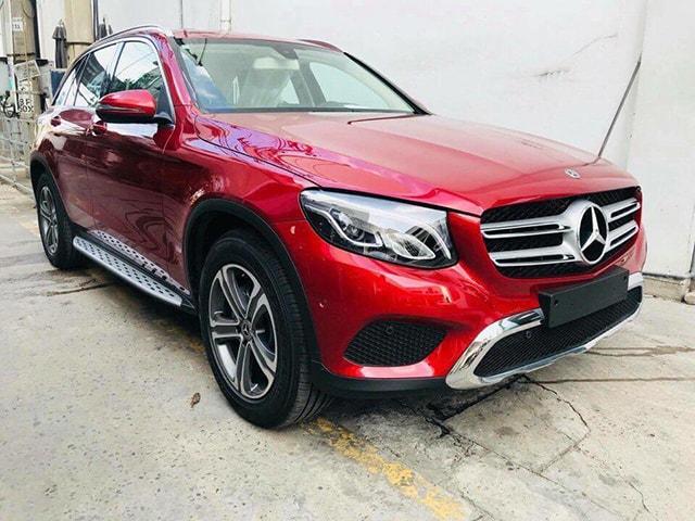 Ảnh thực tế Mercedes-Benz GLC 200 tại Việt Nam