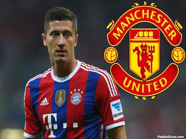 """Mourinho """"chữa bệnh"""" MU: Tậu Lewandowski đá cùng Sanchez - Lukaku"""