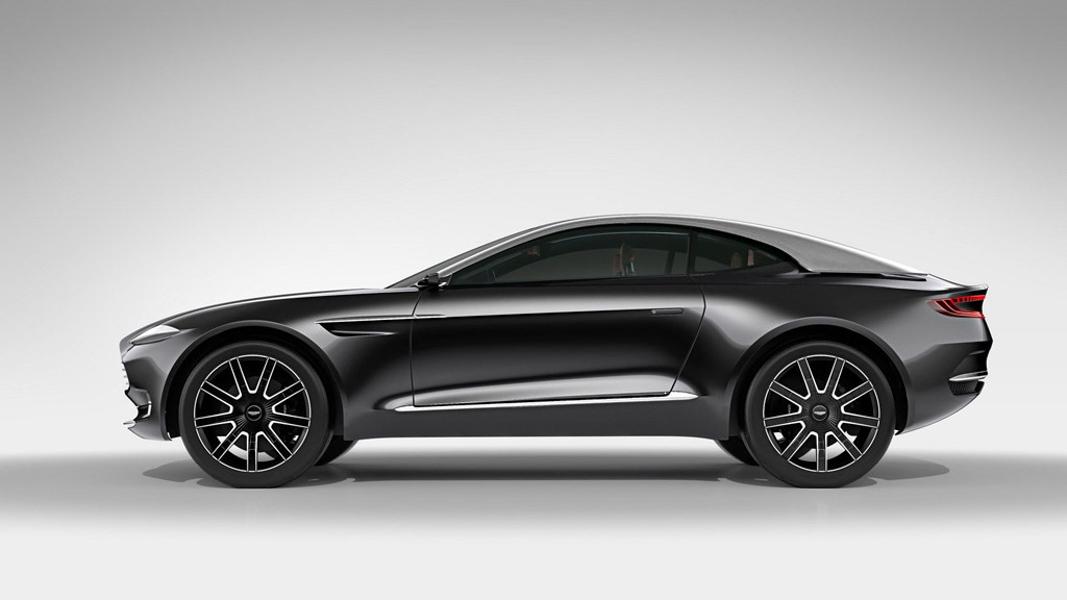 Aston Martin DBX sẽ là ''phát súng'' mở đầu cho phân khúc xe gầm cao của hãng - 3