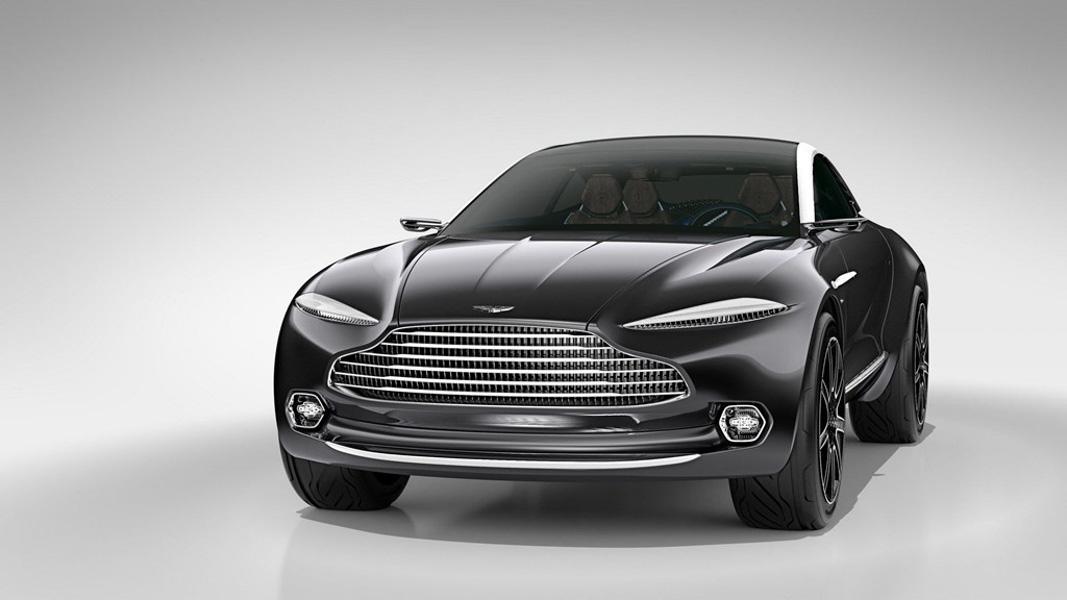 Aston Martin DBX sẽ là ''phát súng'' mở đầu cho phân khúc xe gầm cao của hãng - 4