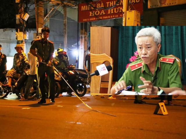 """Phản ứng của lãnh đạo CA TPHCM trước tin """"hiệp sĩ"""" bị đâm chết, công an phường thờ ơ?"""