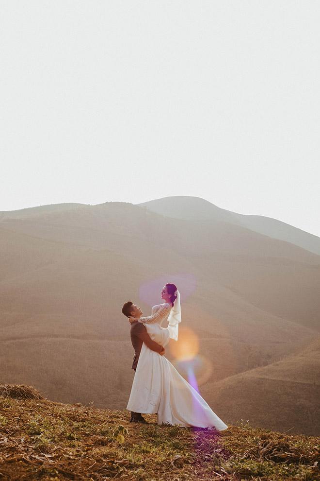 Ảnh cưới ngọt ngào lãng mạn của Lâm Vũ và bà xã xinh đẹp - hình ảnh 4