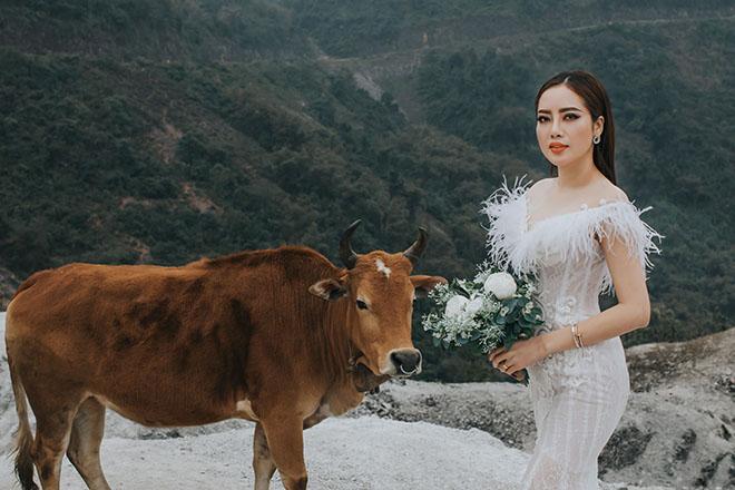 Ảnh cưới ngọt ngào lãng mạn của Lâm Vũ và bà xã xinh đẹp - hình ảnh 6