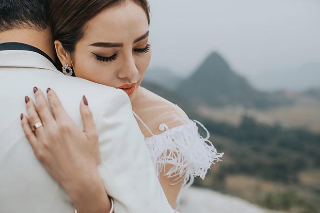 Ảnh cưới ngọt ngào lãng mạn của Lâm Vũ và bà xã xinh đẹp - hình ảnh 9