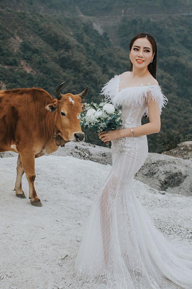 Ảnh cưới ngọt ngào lãng mạn của Lâm Vũ và bà xã xinh đẹp - hình ảnh 7