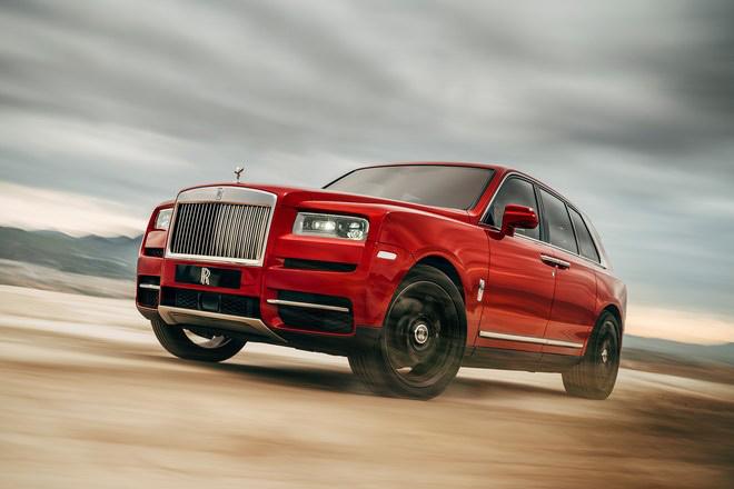 SUV siêu sang Rolls-Royce Cullinan chốt giá từ 41,277 tỷ đồng tại Việt Nam - 1