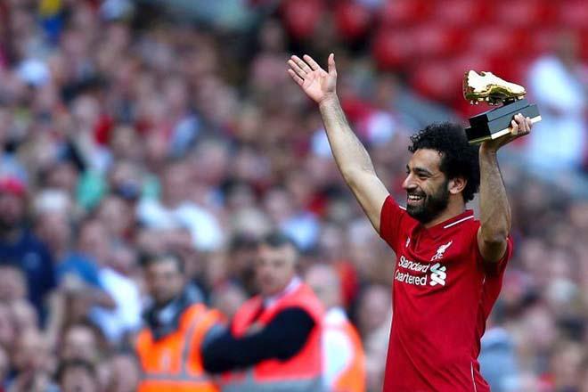 """Kane - Salah đua Vua phá lưới: """"Messi, Ronaldo"""" Ngoại hạng, ân oán 10 năm - 1"""