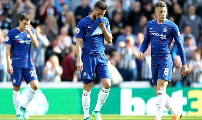 Chelsea ý định sốc: Sa thải Conte trước khi đấu MU chung kết FA Cup? - 1