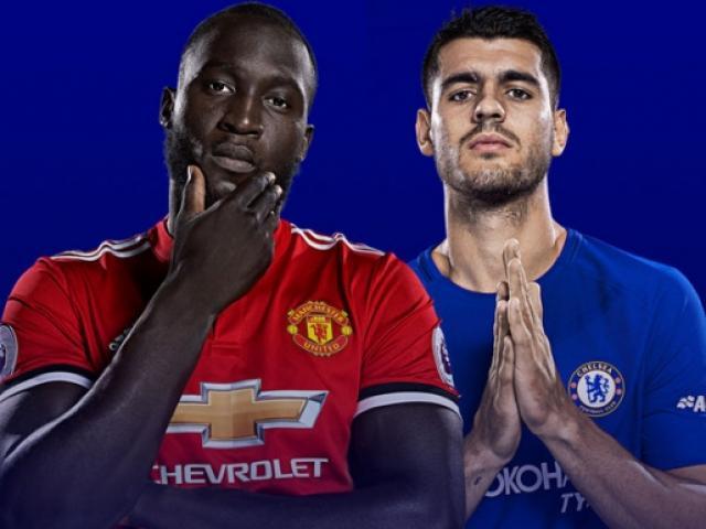 MU đấu Chelsea chung kết FA Cup: Lukaku trở lại, Mourinho lo trọng tài