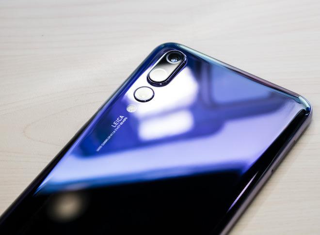 """Huawei P20 Pro với 3 camera sau """"đỉnh"""" nhất thế giới ra mắt tại Việt Nam - 1"""