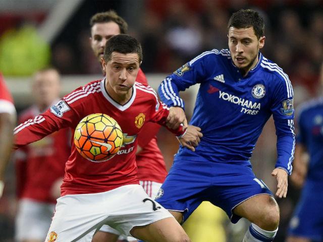 """MU đấu Chelsea chung kết FA Cup: Herrera lại đòi """"bỏ túi"""" Hazard"""