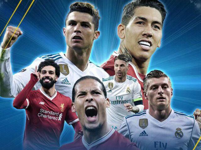 """Chung kết cúp C1 Real - Liverpool: """"Bàn tay sắt' và vẻ đẹp của 'kẻ ngây thơ"""""""