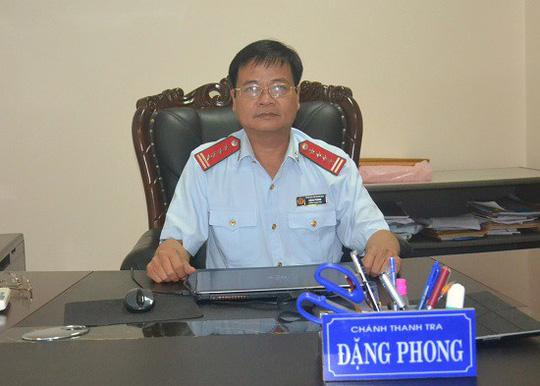 Ông Đặng Phong thay ông Lê Phước Hoài Bảo làm giám đốc sở - 1