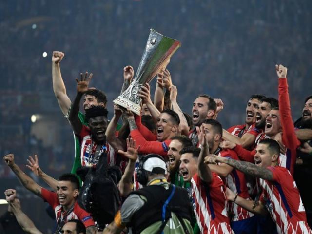 """Chung kết Europa League: Griezmann """"nhảy múa"""", Torres gửi lời chia tay đẹp"""