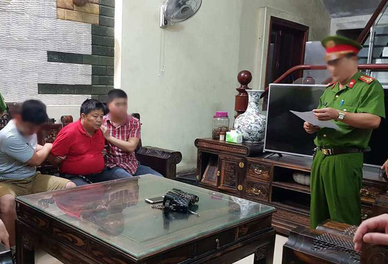Vì sao đại gia nổi tiếng xứ Lạng Triệu Ký Vòong bị bắt? - 1