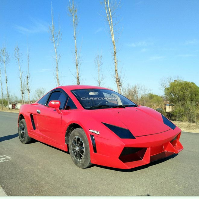 "Bugatti Chiron, Lamborghini, Audi ""nhái"" giá rẻ chỉ 100 triệu đồng. - 7"