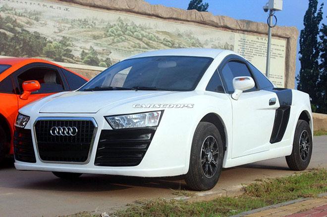 "Bugatti Chiron, Lamborghini, Audi ""nhái"" giá rẻ chỉ 100 triệu đồng. - 6"