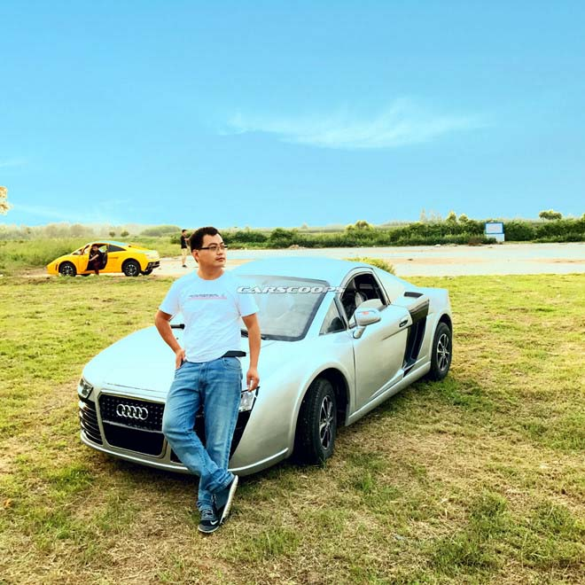 "Bugatti Chiron, Lamborghini, Audi ""nhái"" giá rẻ chỉ 100 triệu đồng. - 12"