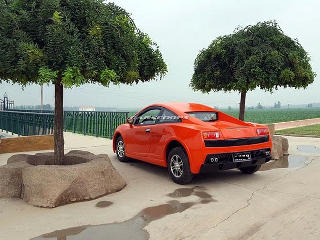 "Bugatti Chiron, Lamborghini, Audi ""nhái"" giá rẻ chỉ 100 triệu đồng. - 9"