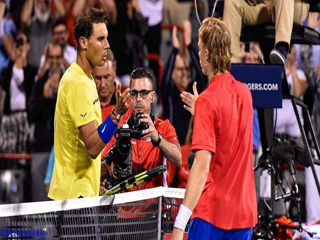 Nadal - Shapovalov: 2 set kinh hoàng, sức mạnh vô song (Vòng 3 Rome Masters)