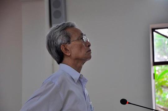 Kháng nghị hủy án, đình chỉ thẩm phán xử Nguyễn Khắc Thủy dâm ô - 1