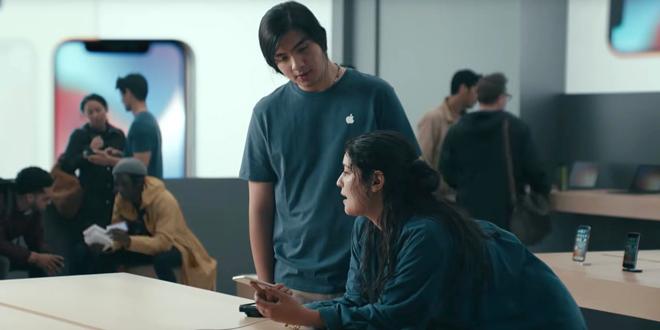 """Samsung tung video quảng cáo Galaxy S9 """"tuyên chiến"""" với iPhone - 1"""