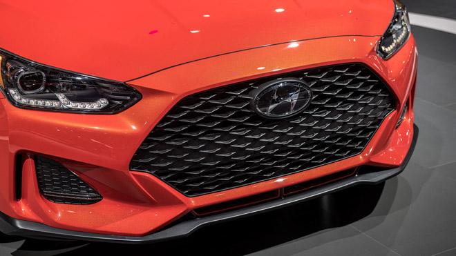 Hyundai Veloster 2019 công bố giá bán từ 420 triệu đồng - 2