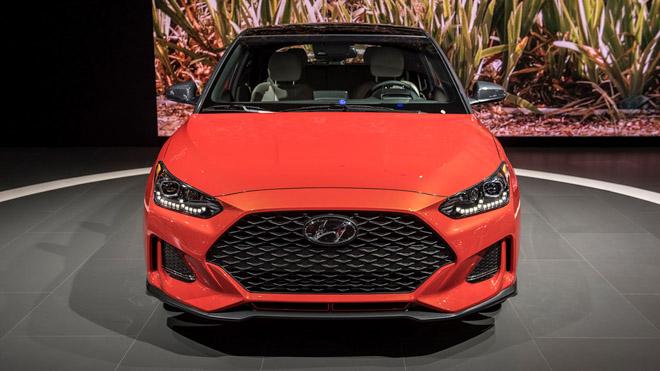 Hyundai Veloster 2019 công bố giá bán từ 420 triệu đồng - 3