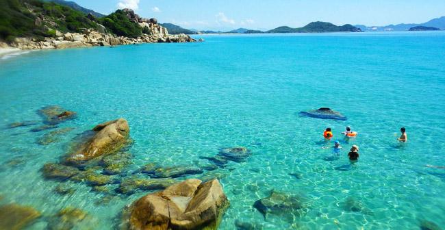 Du lịch Đảo Bình Hưng 3 ngày 2 đêm đẹp mê ly