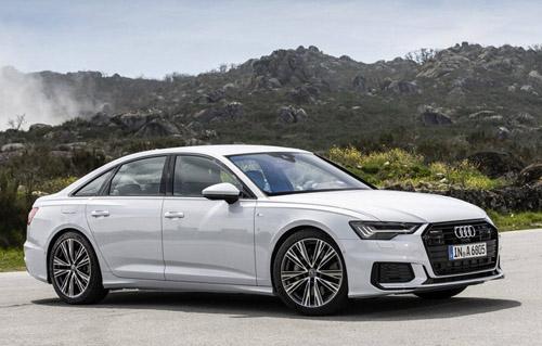 """Audi A6 2019 có gì nổi bật trước """"Mẹc"""" E, BMW Series 5? - 1"""