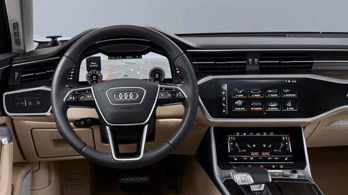 """Audi A6 2019 có gì nổi bật trước """"Mẹc"""" E, BMW Series 5? - 3"""
