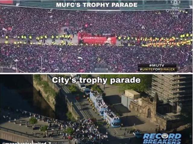 """Man City - Pep dưới cái """"bóng"""" khổng lồ của MU: Nỗi niềm kẻ đến sau"""