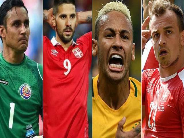 """Nhận định bảng E World Cup 2018: Neymar - Brazil đại chiến """"Messi Thụy Sỹ"""""""