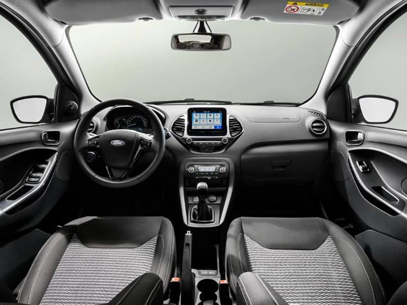 Ford Wigo facelift 2018: Đối thủ trực tiếp của Hyundai Grand i10 - 4