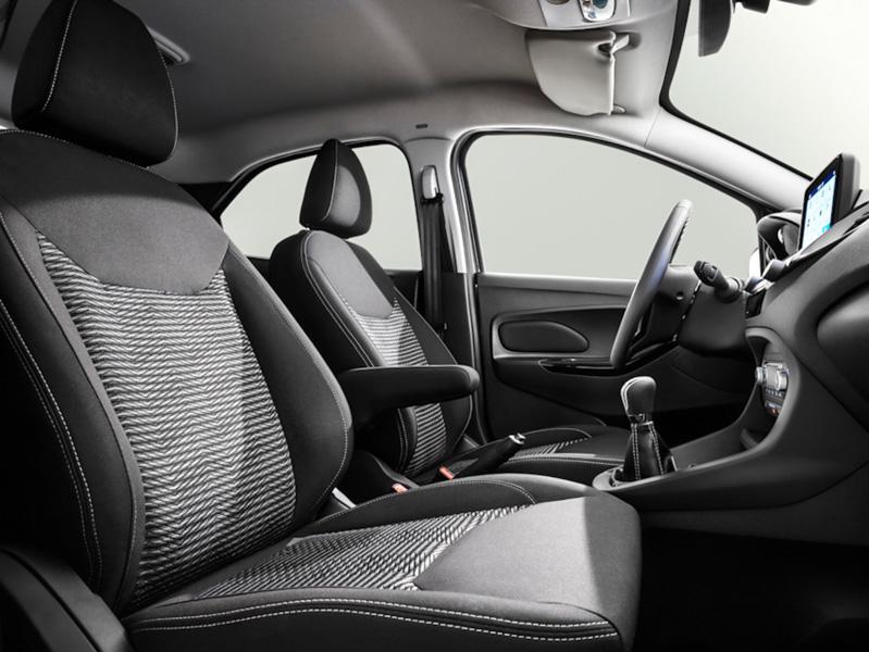 Ford Wigo facelift 2018: Đối thủ trực tiếp của Hyundai Grand i10 - 7