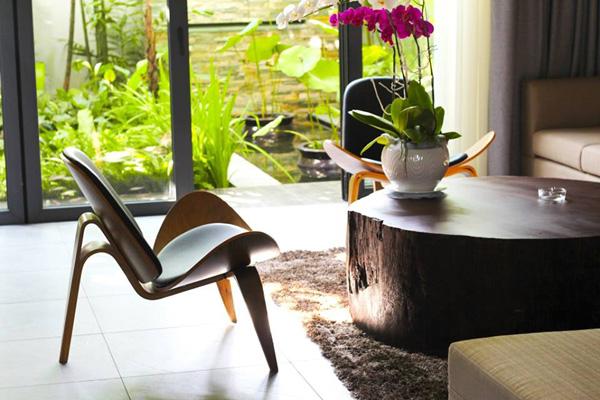 Đem thiên nhiên vào không gian sống với nội thất Woodpro đạt chuẩn - 1