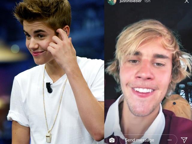 """Từng là """"đệ nhất sát gái"""", ai ngờ Justin Bieber lại ra nông nỗi này?"""