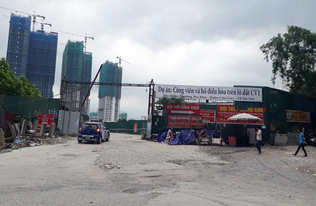 Vì sao Hà Nội đột ngột dừng triển khai dự án nhà hát Hoa Sen? - 1